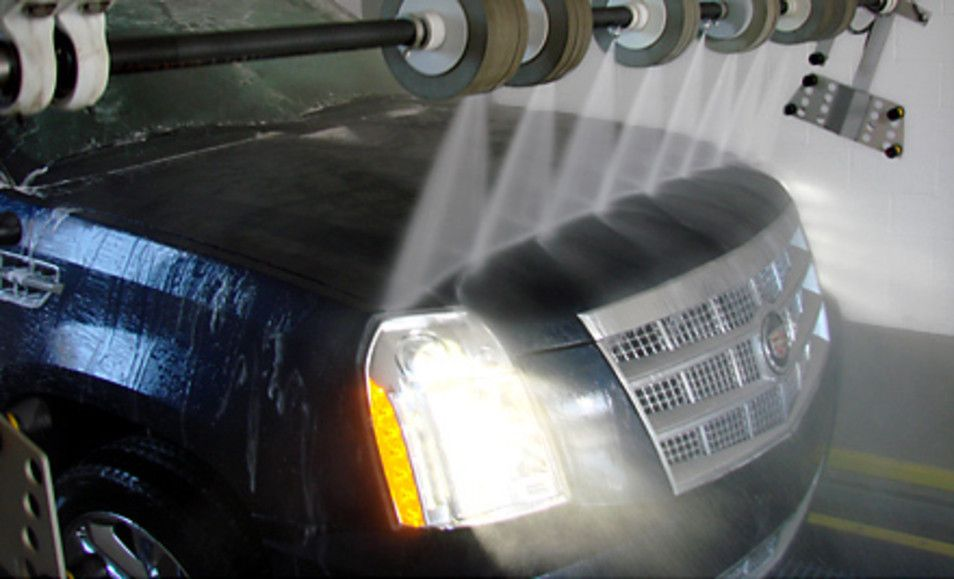 15 for two ultimate car washes at brannon express car