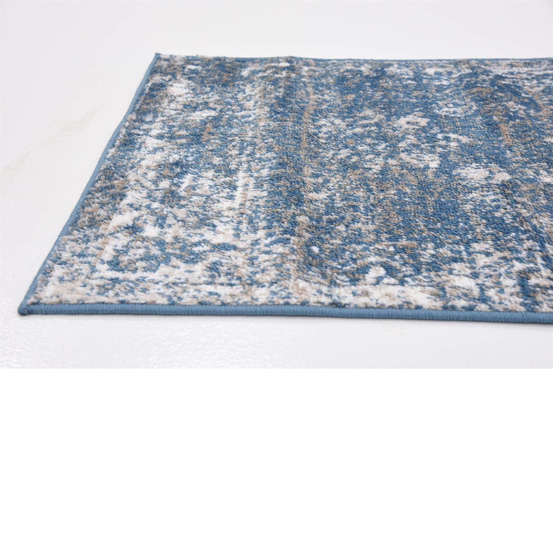 Blue 2 X 12 11 Ft Runner Canterbury Rug Modern Traditional Vintage Inspired Overdyed Area Rugs More Info Could Be F Modern Traditional Modern Rugs Area Rugs