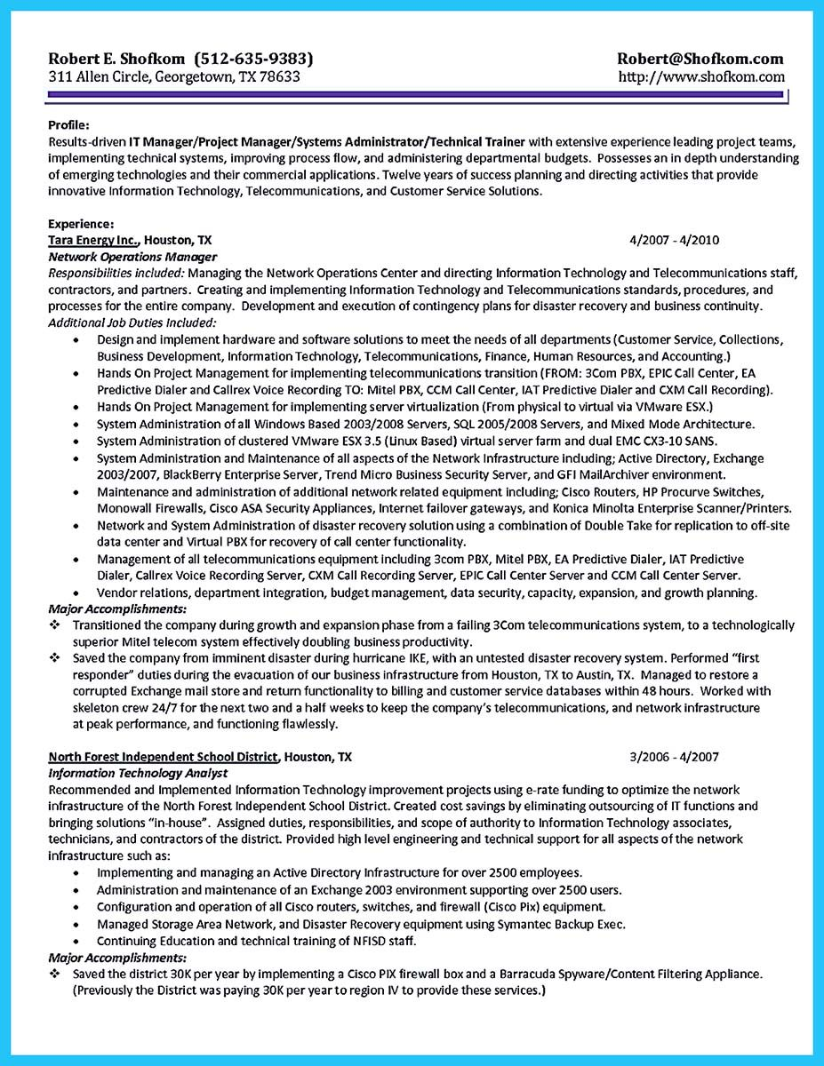 Resume Structure Awesome Create Charming Call Center Supervisor Resume With Perfect