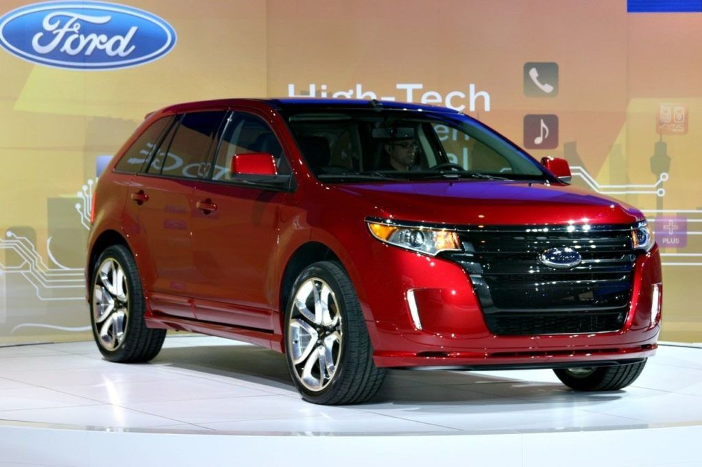 New Ford Edge 2020 New Design Performance Ford Edge Ford Edge