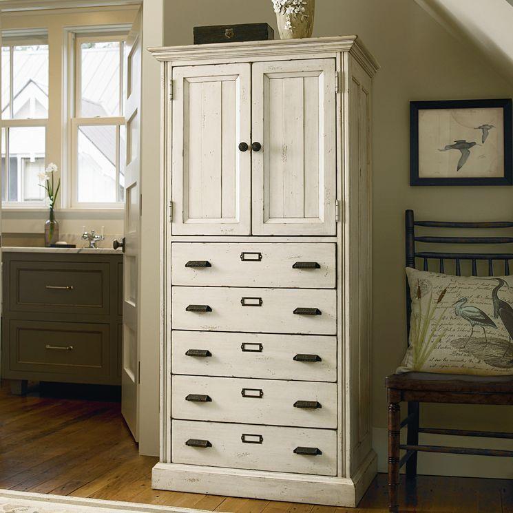 Down Home Kitchen 5 Drawer Organizer Cabinet