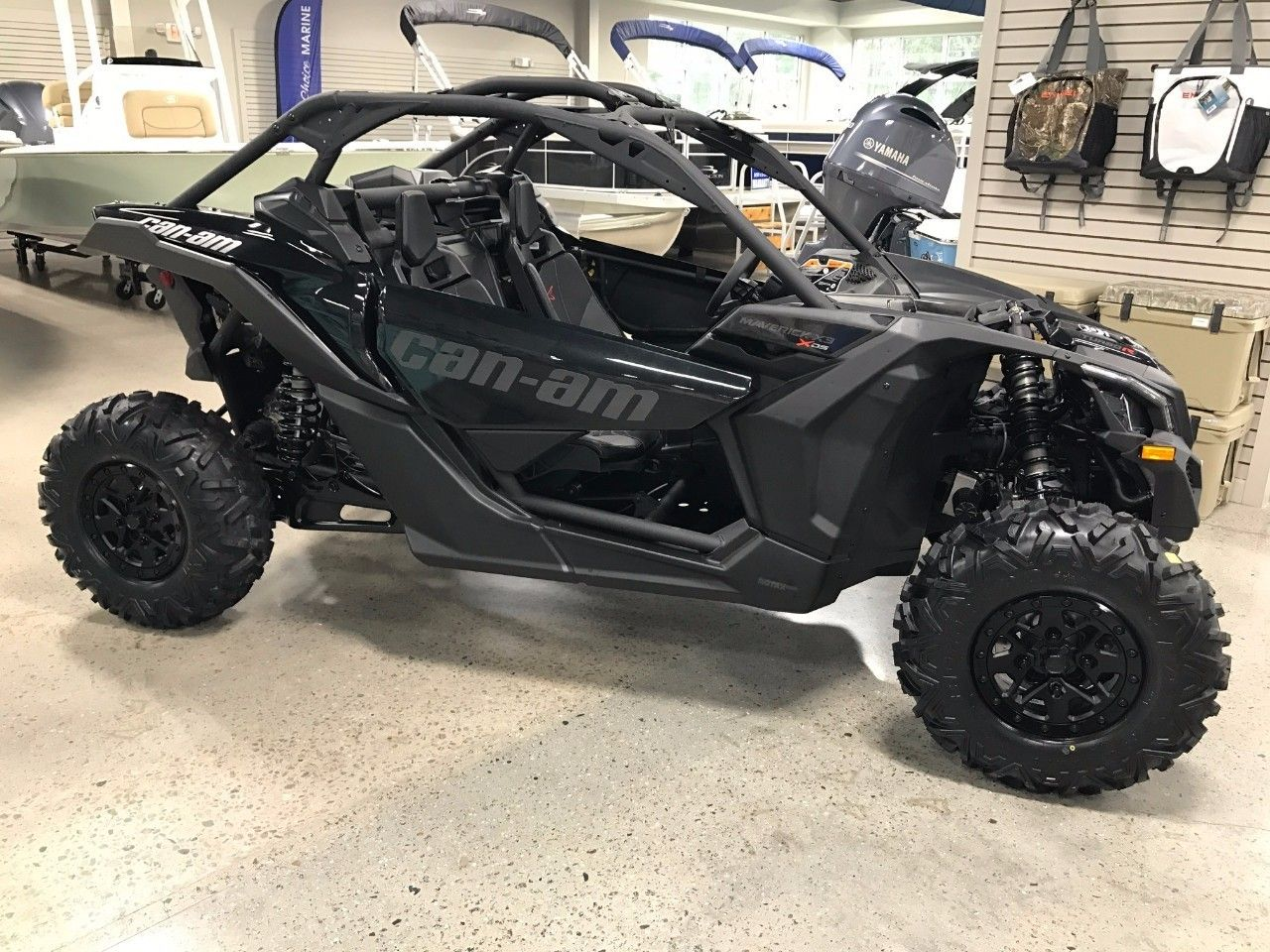 Check Out This 2017 Can Am Maverick X3 Xds Turbo R Listing