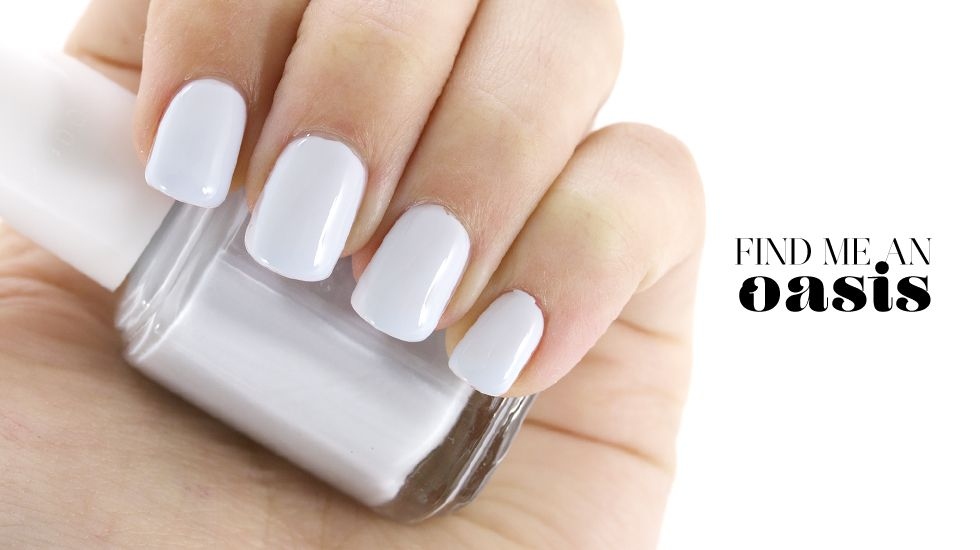 Essie find me an oasis | esmaltes | Pinterest | Essie nail polish ...