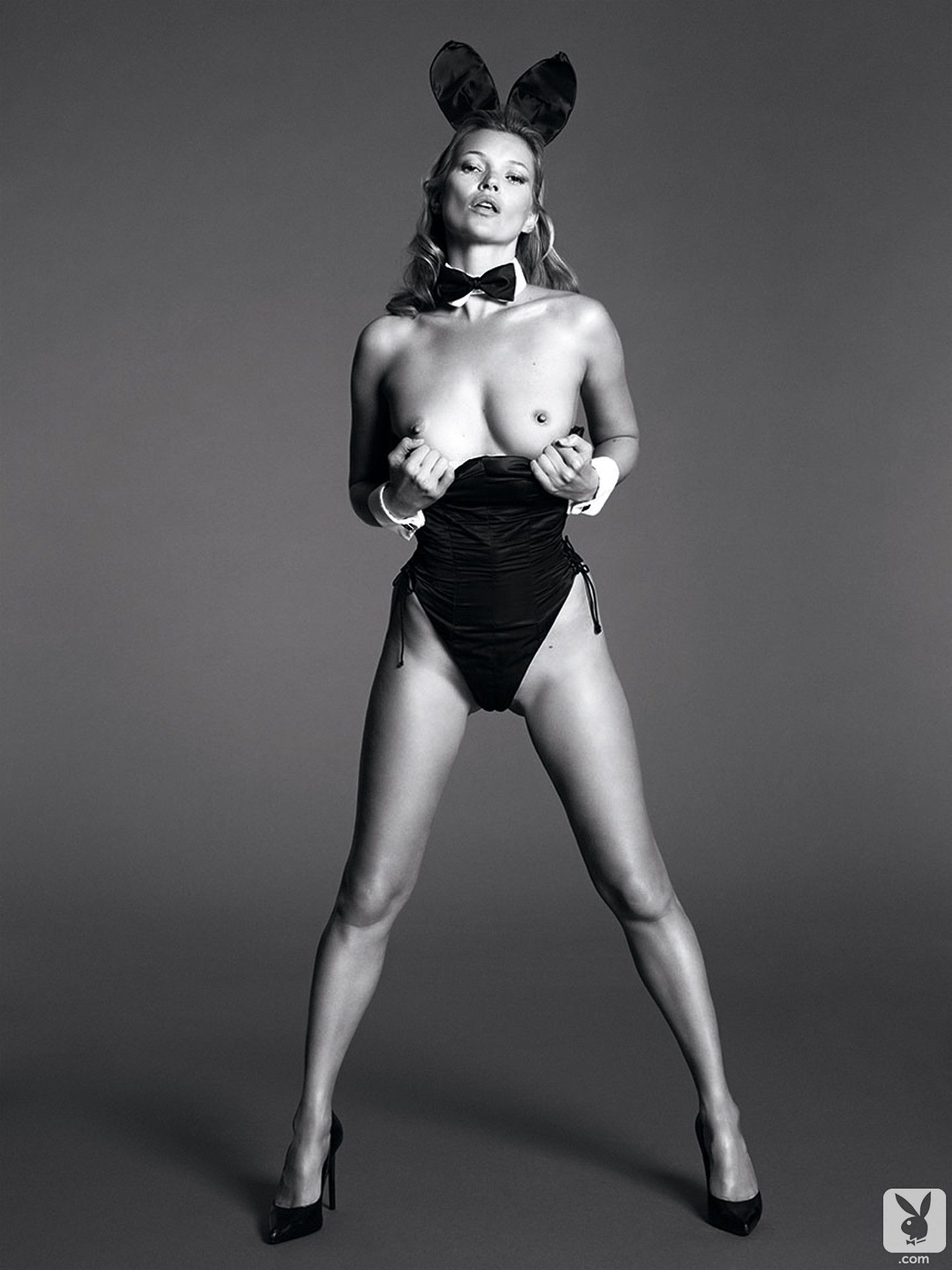 For Kate moss first nude