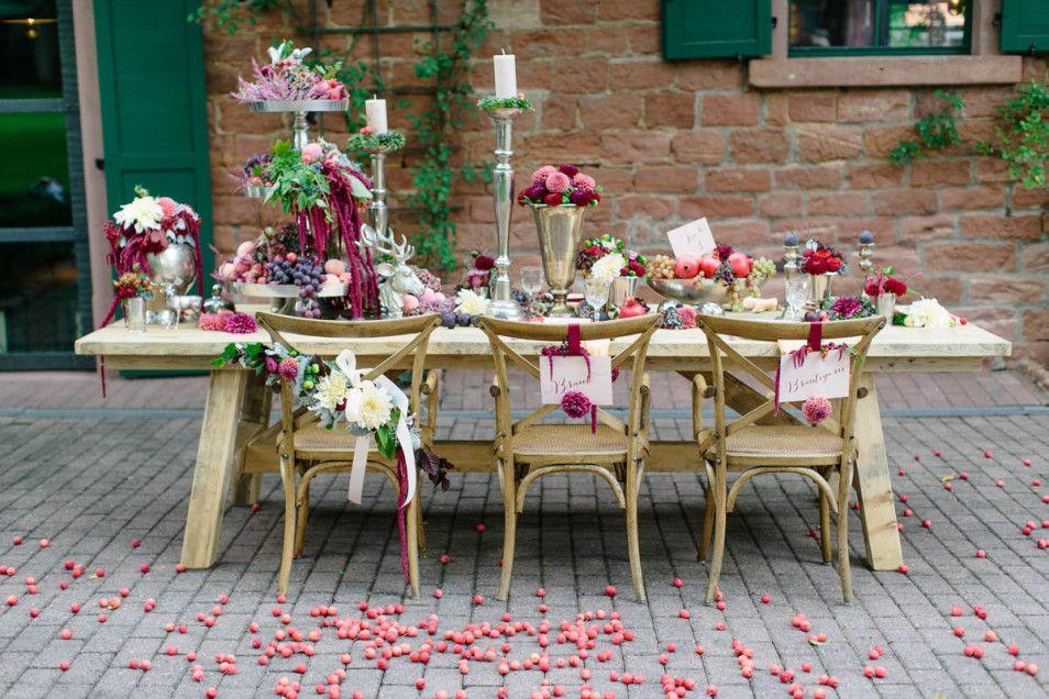 boho inspiriertes hochzeitskonzept bohemian wedding style pinterest tischdekoration. Black Bedroom Furniture Sets. Home Design Ideas
