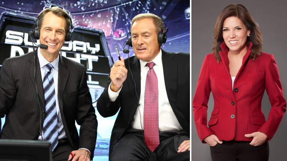 Sorry, NFL was right to demand Al Michaels, not Mike