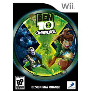 Ben 10 Omniverse Wii Walmart Com Ben 10 Omniverse Ben 10 Wii U