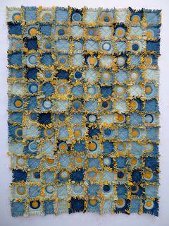 Eiloren: Interview Series - Lisa Walton, Textile Artist & Tutor