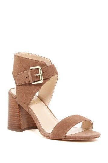 Image of Nine West Block Heel Sandal