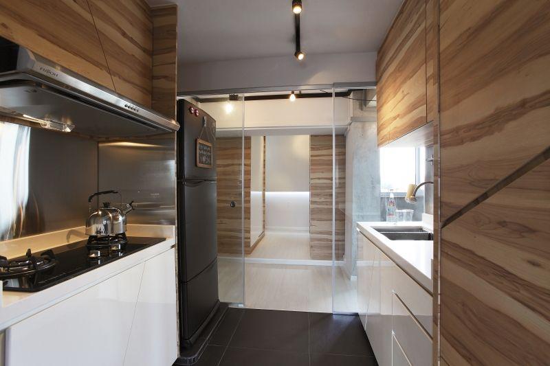 HDB | Meter Cube Interiors | Small apartment | Pinterest | Cube ...