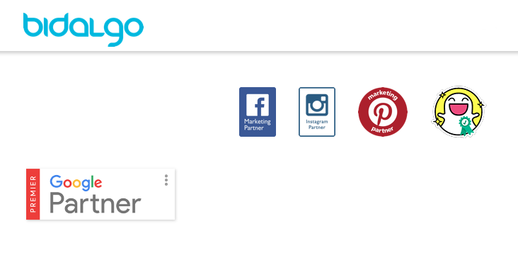 Bidalgo becomes official Google Premier Partner for Mobile Advertising