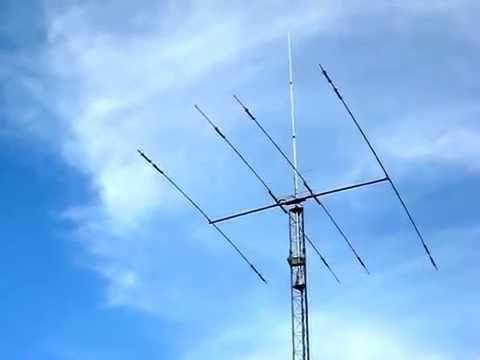 ROTATING MOSLEY ANTENNA - YouTube | Other Amateur Radio