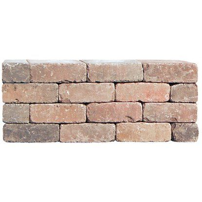 Granit Pflastersteine Obi mauerstein collo herbstlaub 28 cm x 21 cm x 7 cm