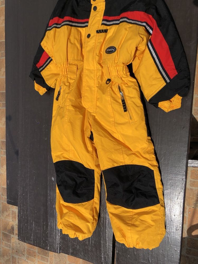 7d238ea72 Jupa Sports One Piece Ski Suit Unisex Size 4   eBay   Snow coat ...