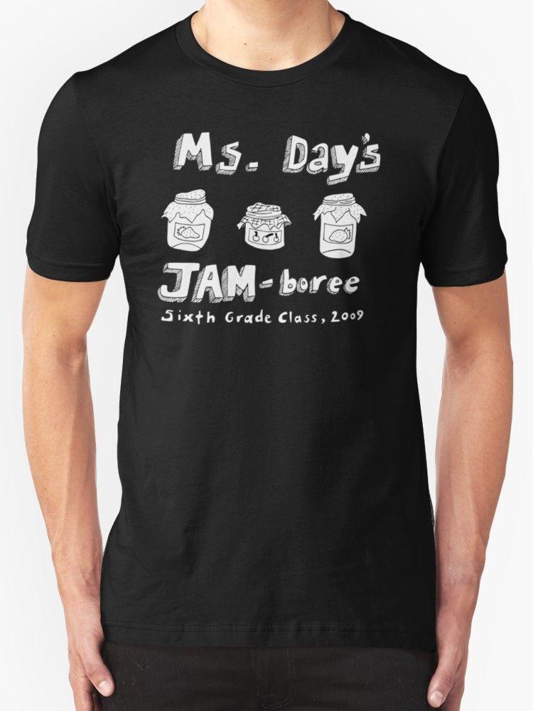 54dec0cb1840 Ms. Day's Jam-boree 2009 - New Girl | Unisex T-Shirt | wishlist ...