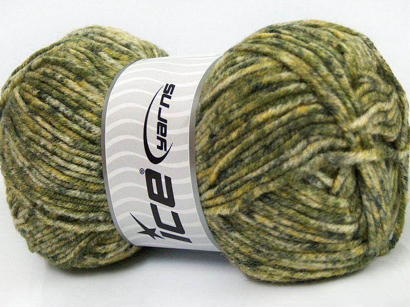 Zeugma Wool Nuances de vert | Nuances de vert, Laine
