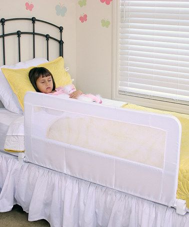 Take A Look At This Regalo White Deluxe Swing Down Bed Rail By