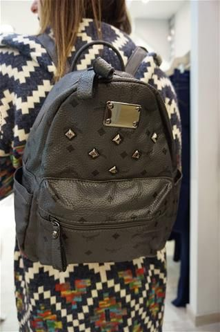 d7448e52d6 La Bella Donna - Γυναικεια τσαντα Backpack - Γκρι