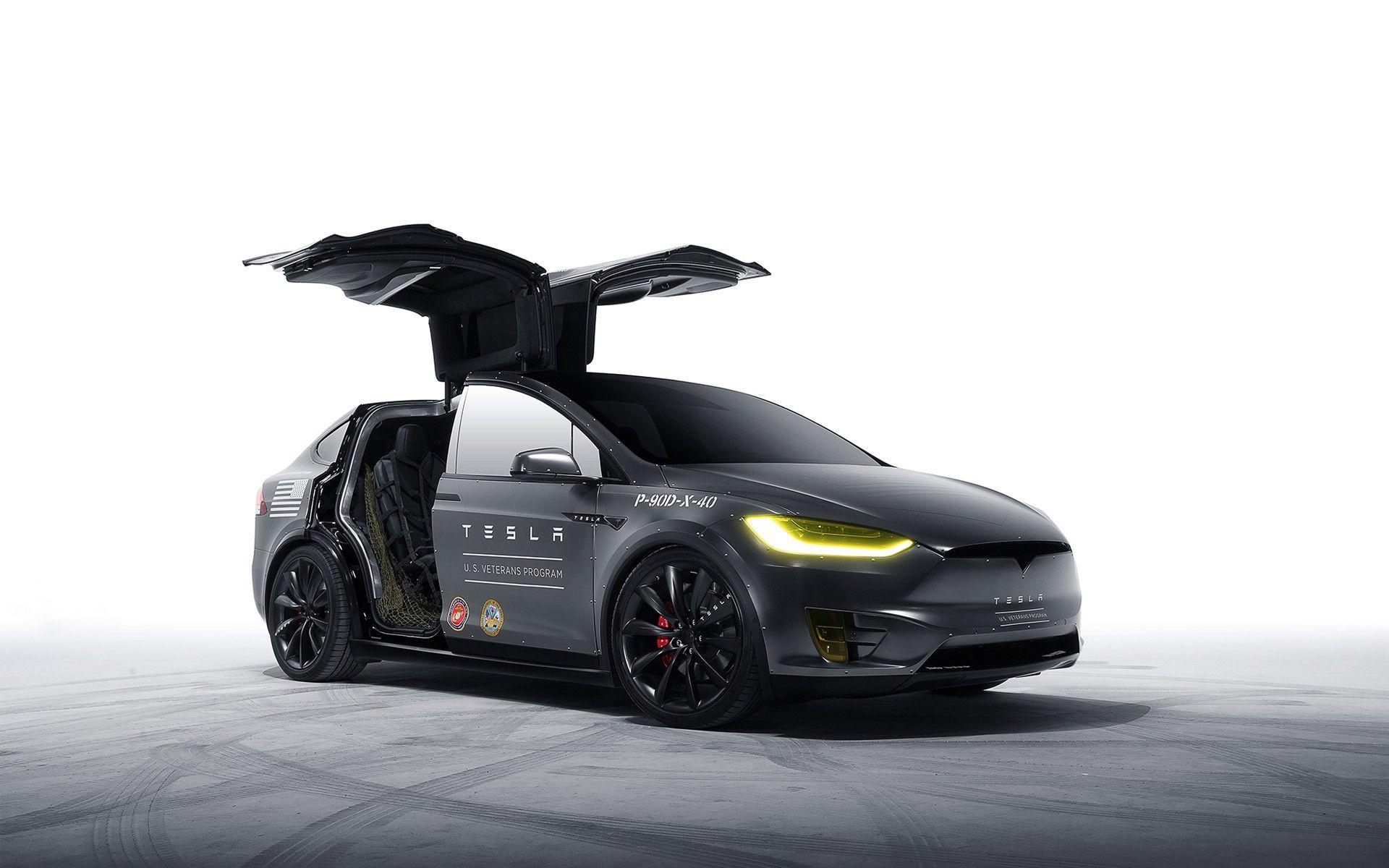 Amazing Backgrounds of Tesla Model S Colelction ID PLAPLA