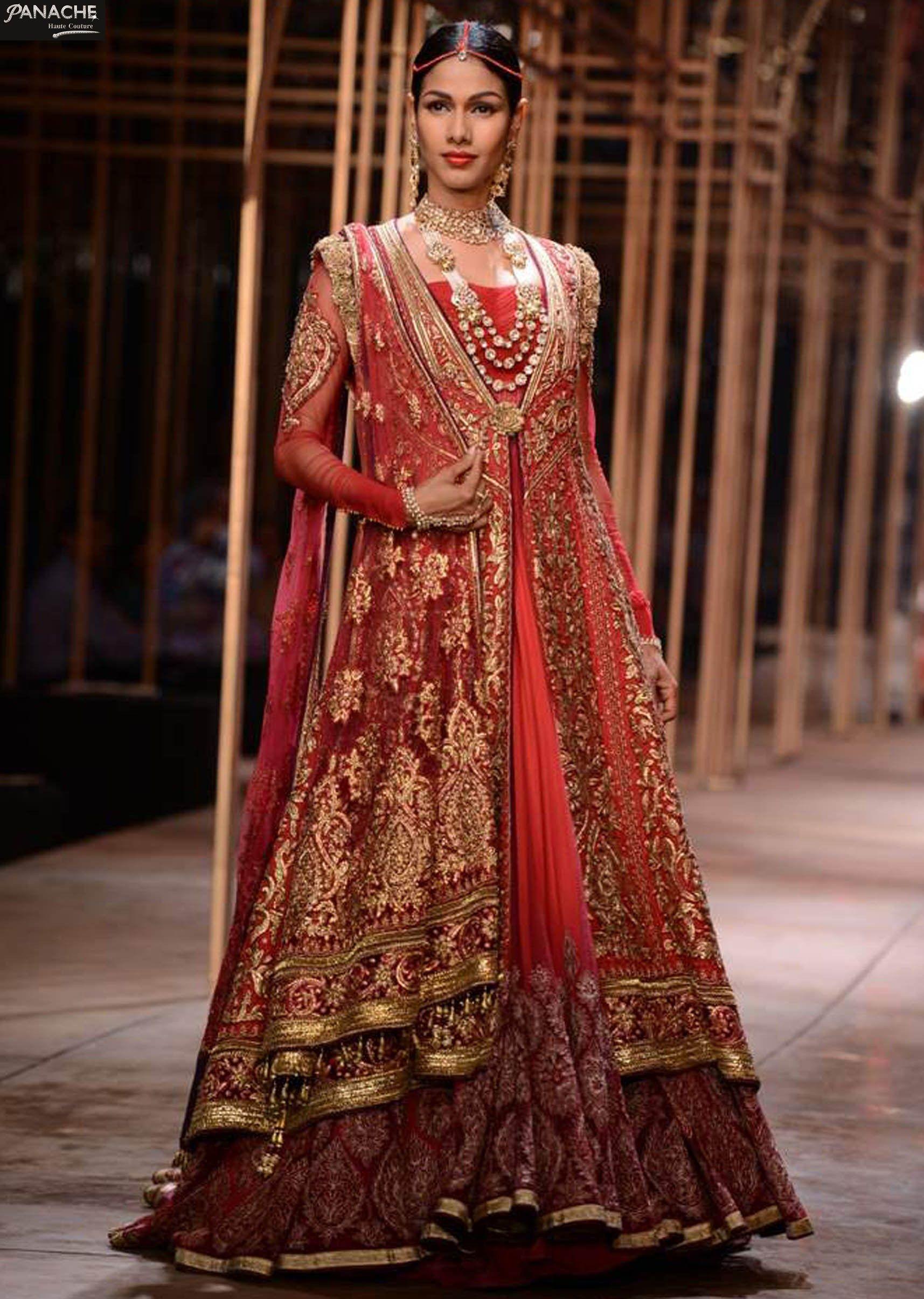 Pin by Panache Haute Couture on Tarun Tahiliani Indian ...