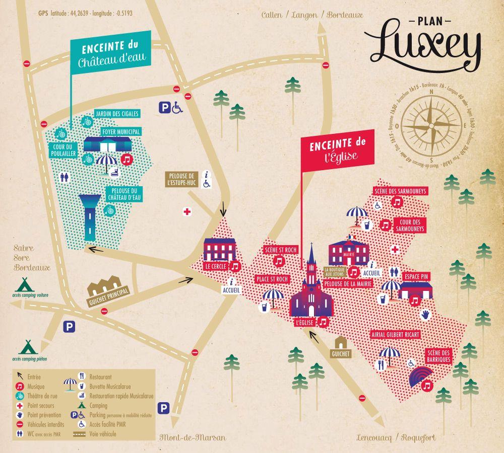 Festival Musicalarue Luxey Landes Musique Et Arts De La Rue Festival Art Musique Chateau D Eau