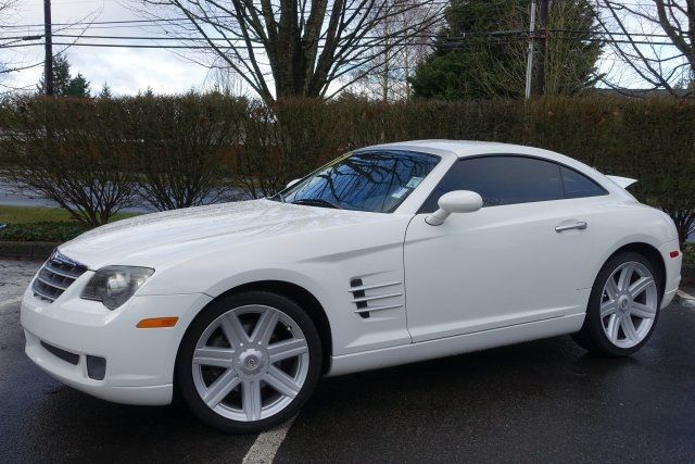 2005 Chrysler Crossfire Limited Coupe Rwd Favorite Cars