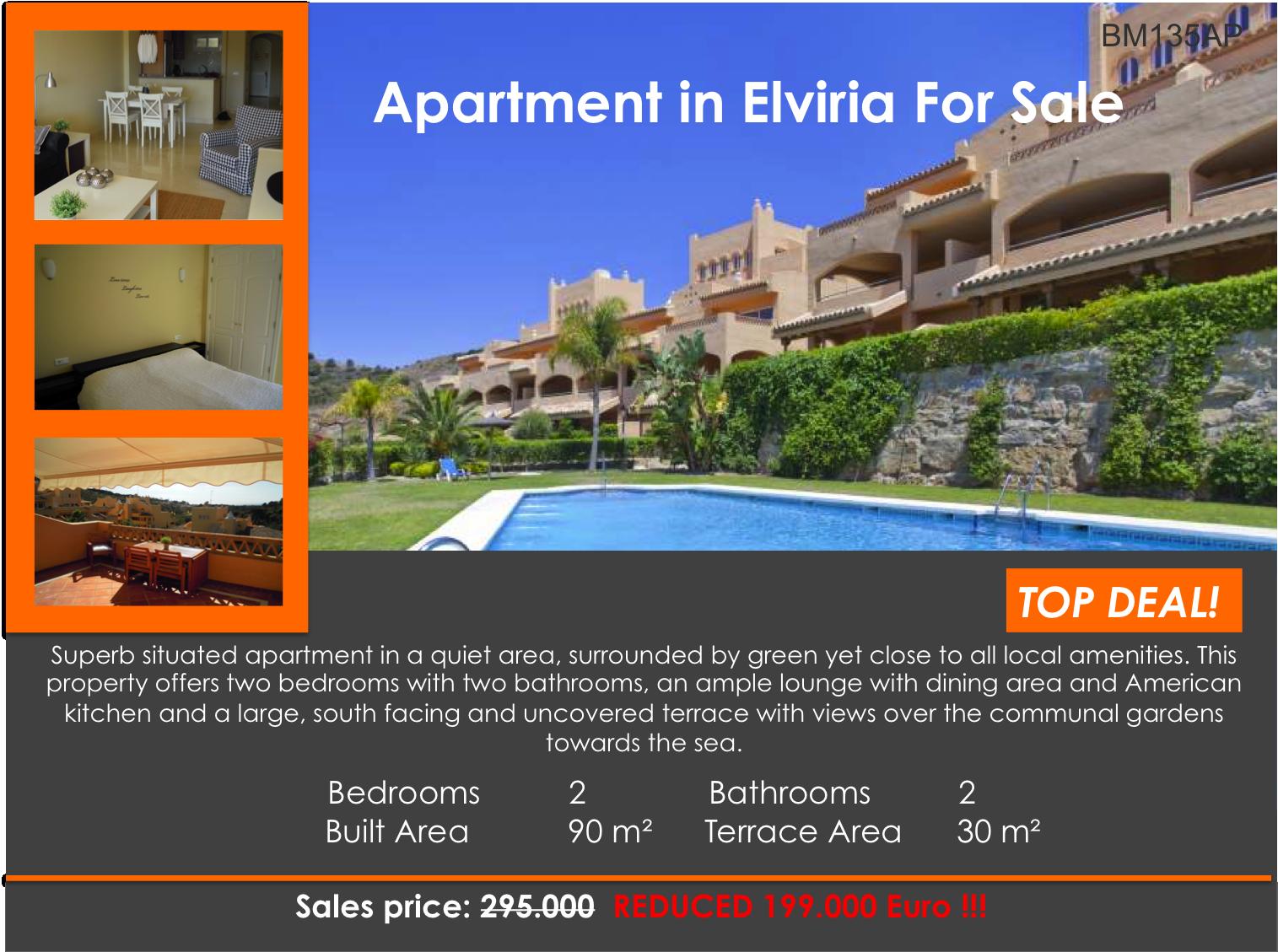 Second Home in Elviria - Marbella -  Top Deal!