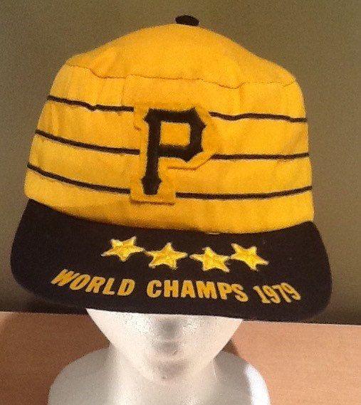 9cbc711b0e2 Vintage Pittsburgh Pirates hat