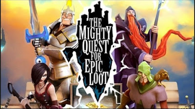 The Mighty Quest for Epic Loot Apk + Mod lot of money