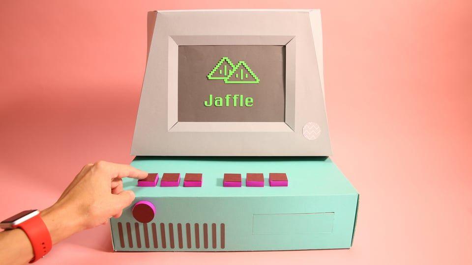 PAPERMEAL 2 - Jaffle on Vimeo