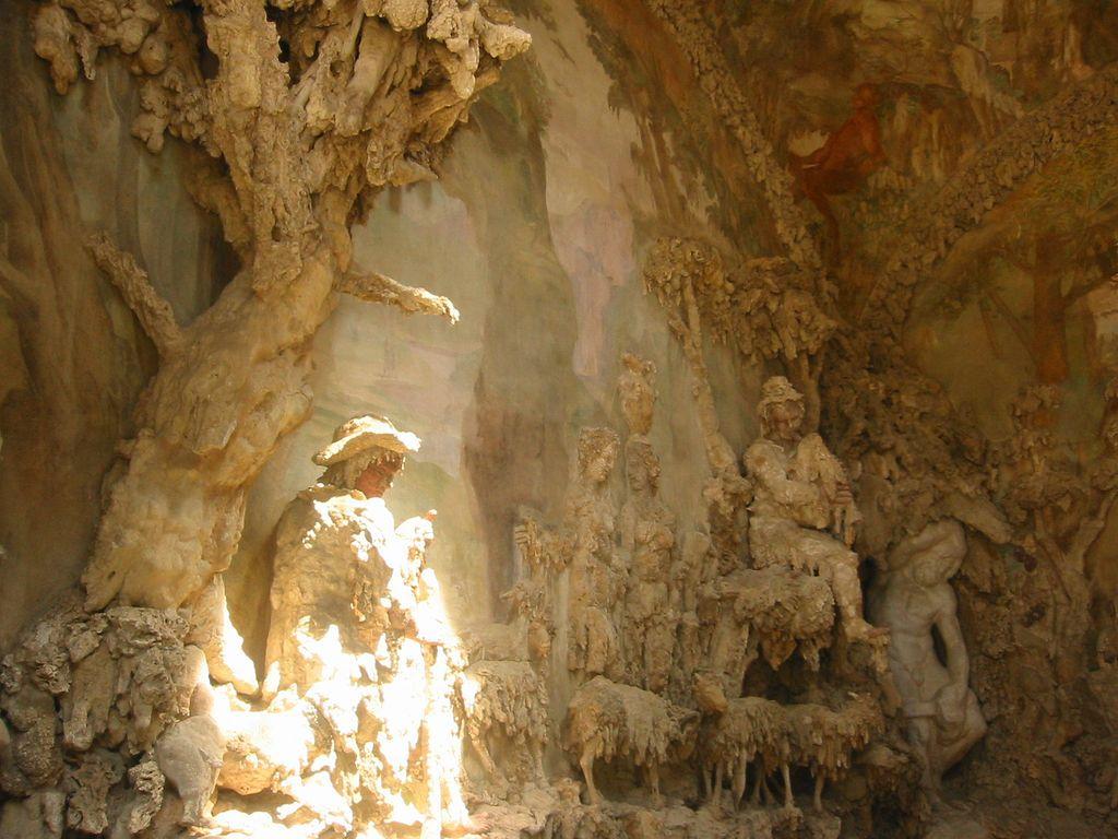 buontalenti's grotto by tony ruscoe