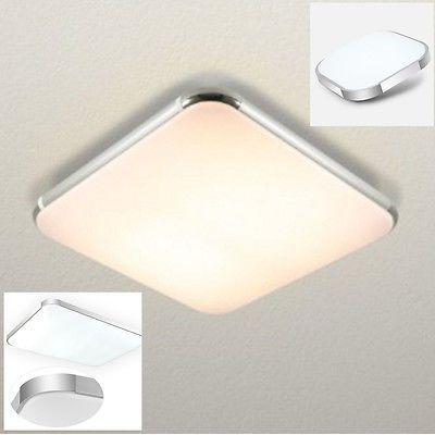 45x45cm 36w LED Deckenleuchte n Panel Küche Deckenlampe Wohnzimmer
