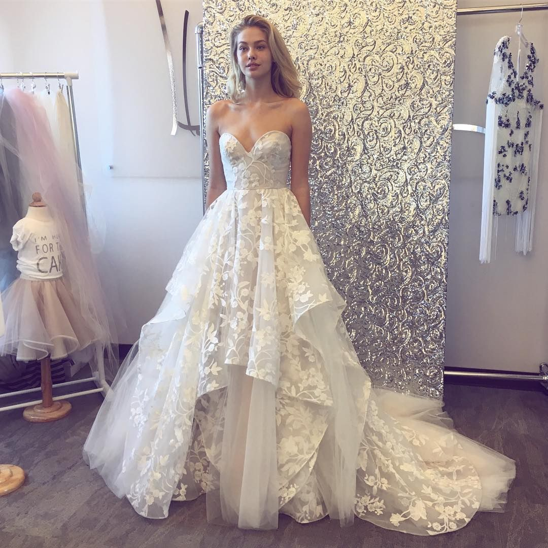 38b7c7f9215 Lulu gown by Hayley Paige