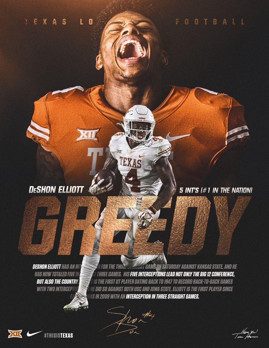 Texas Football (TexasFootball) Twitter Sports design