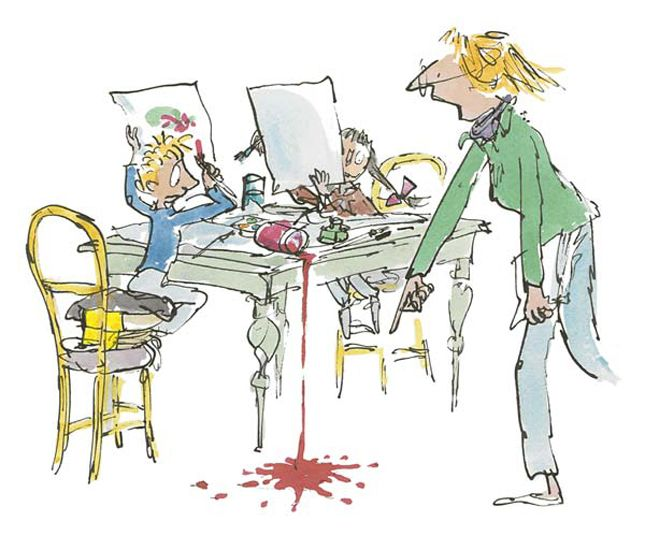 Simpkin That, limited edition signed and numbered print by Quentin Blake.    https://www.castorandpollux.co.uk/simpkin-that-limited-edition-signed-and-numbered-print-by-quentin-blake/dp/8683