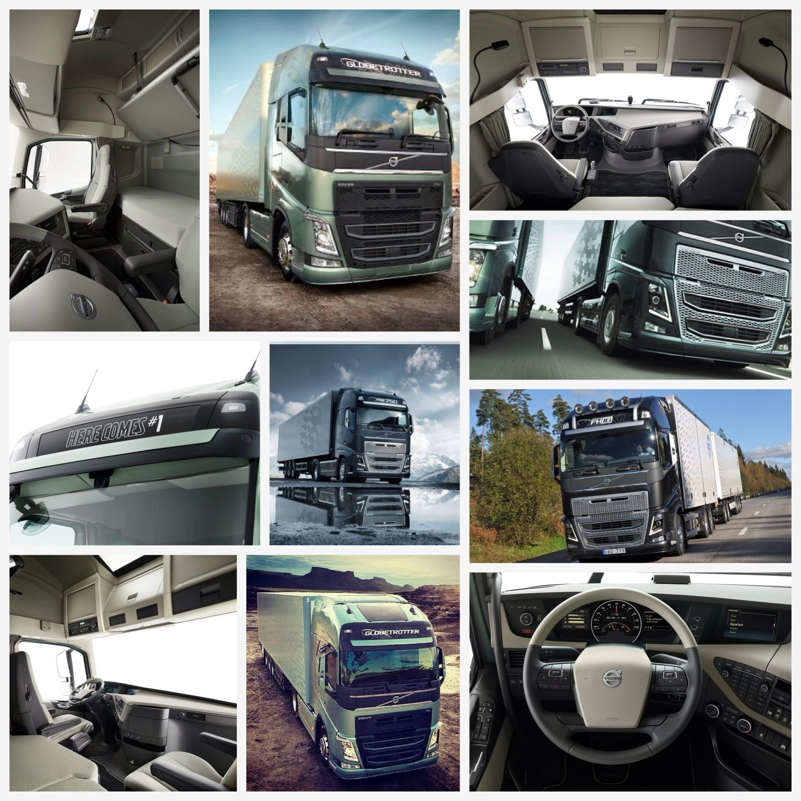 880 Volvo Trucks For Sale: Volvo FH Series