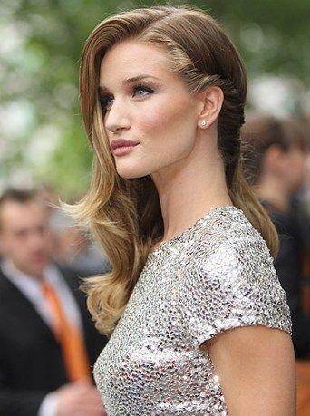 Peinados Pelo Suelto Novia E Invitada 29 Cara Hair Hair Styles