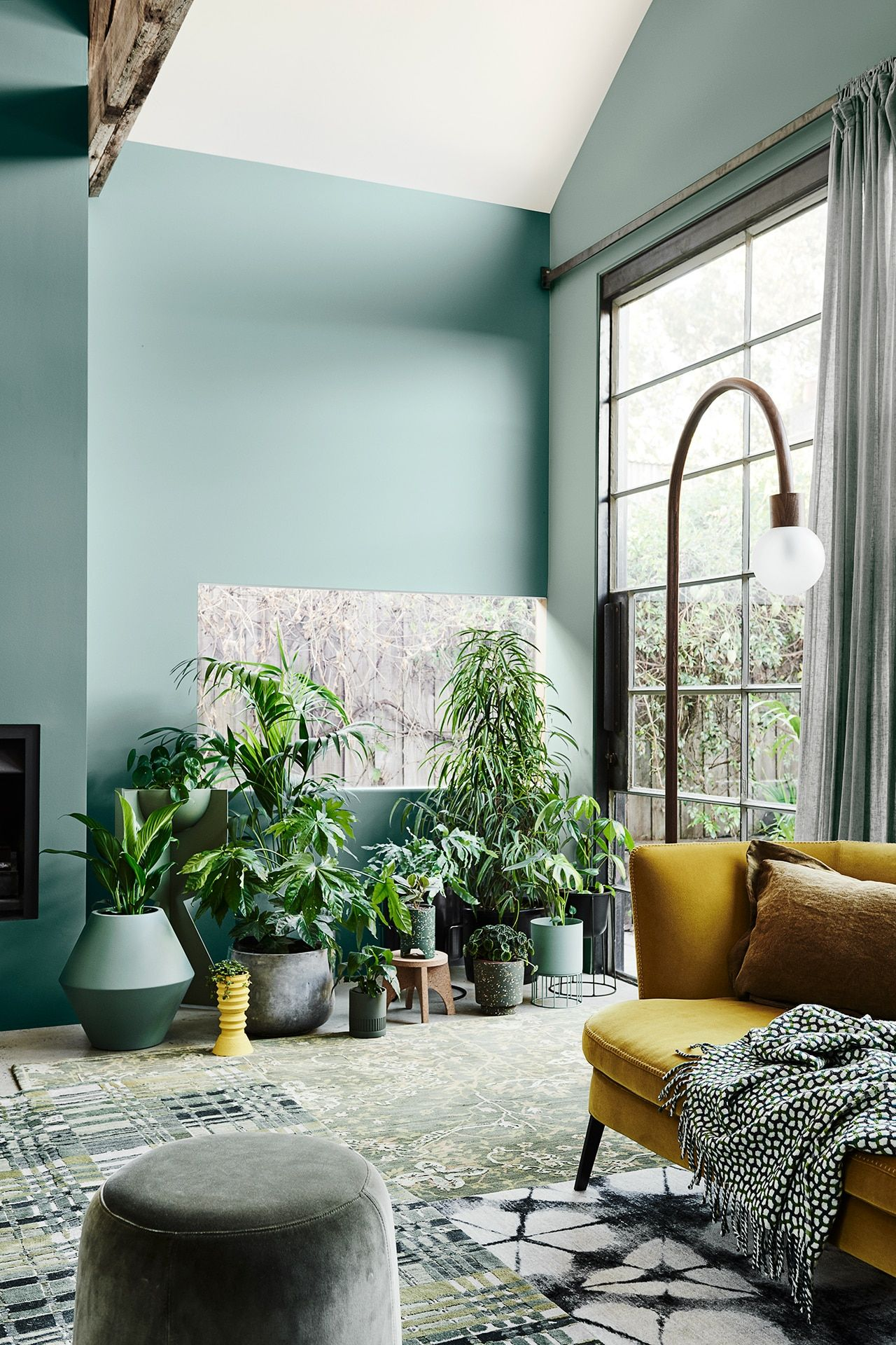 These are the colours we'll be loving in 2020 | Living room green, Yellow living  room, Living room color schemes