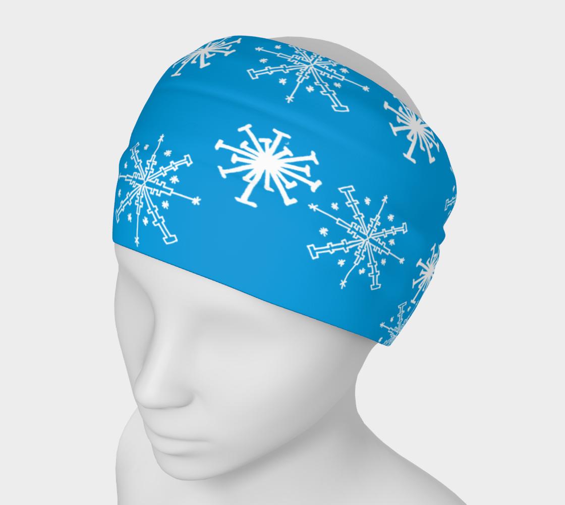 "Headband+""Snowflake+Headband""+by+Scott+Hervieux+Photography,+Art,+and+More"