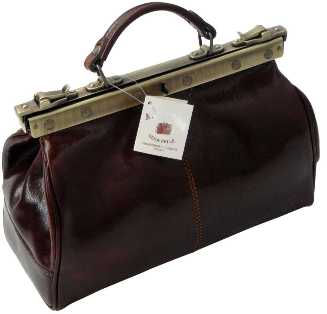 Gladstone Travel Bag Leather