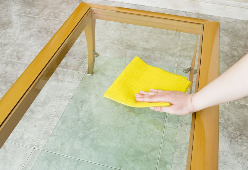 Tips On How To Clean Glass Furniture And Mirrors Glass Table Cleaning Glass Glass Furniture