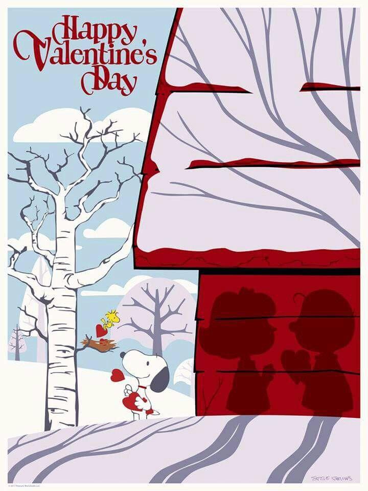 Snoopy Woodstock Happy Valentine S Day Snoopy Valentine S Day Snoopy Valentine Charlie Brown Valentine