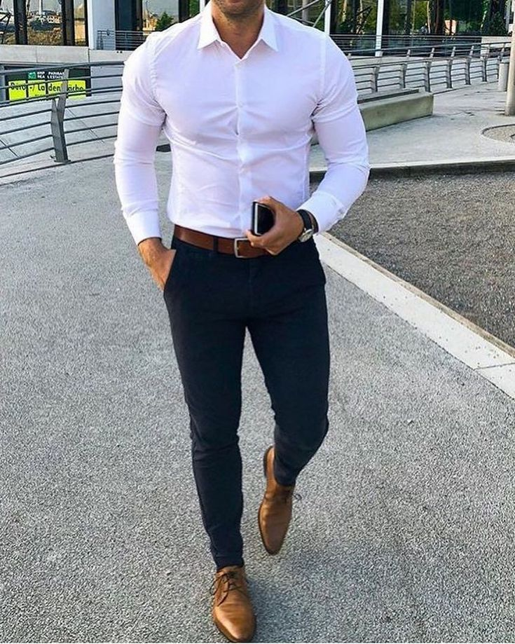 25+ Casual Office Outfits Mens to Look Cool at Work Outfit