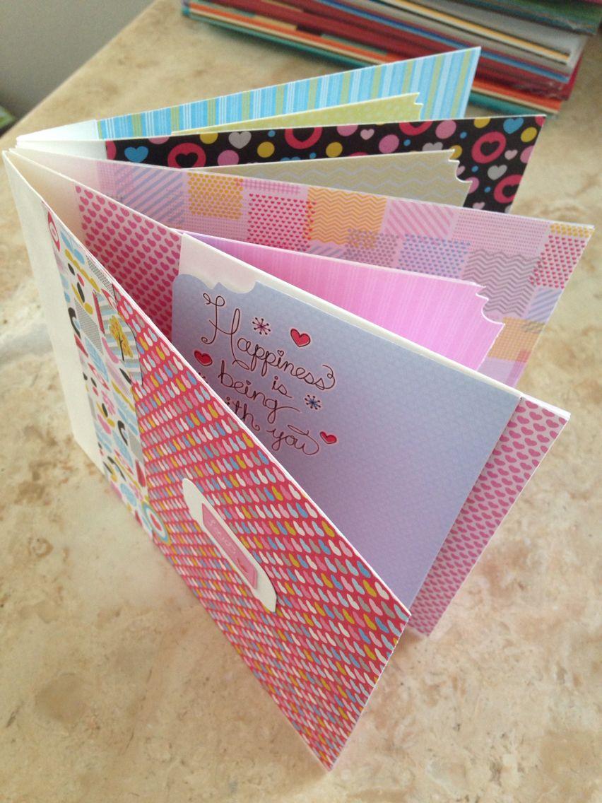 Love ❤️ Mini Flip Flap Album Pages