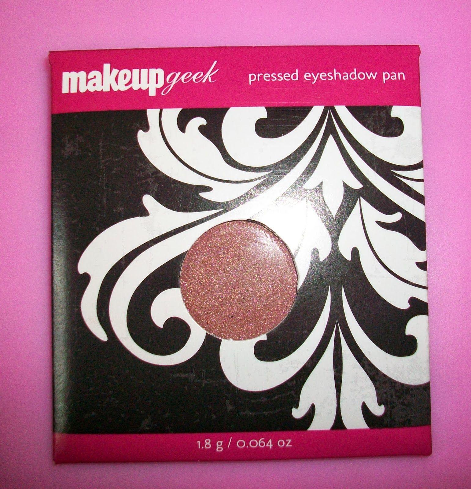 Makeup Geek Eyeshadows and Lipstick Review Makeup geek