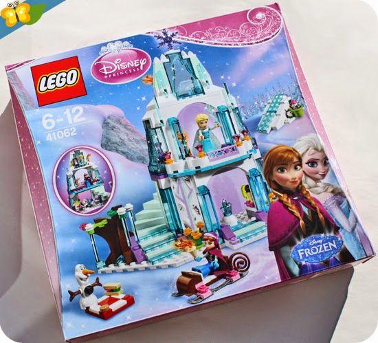 Le palais de glace d 39 elsa la reine des neiges par lego - Palais de glace reine des neiges ...