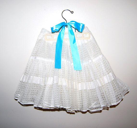 Vintage Lace Crinoline by CheekyVintageCloset on Etsy, $26.00