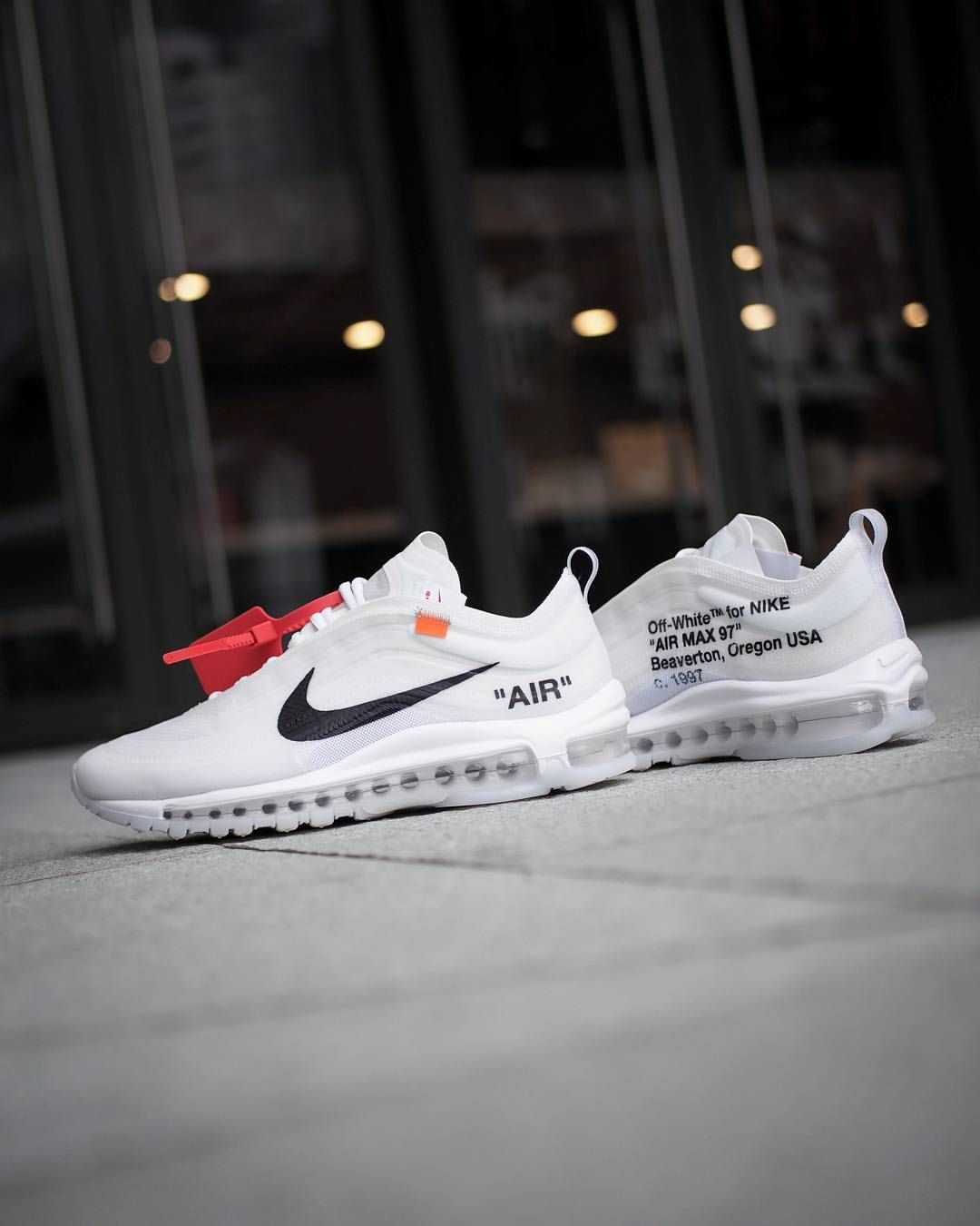 62219bc9a138 OFF WHITE x Nike Air Max 97