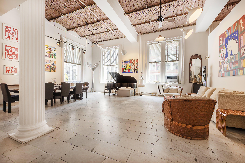 New York Loft For Sale
