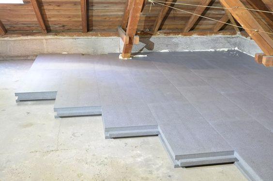 Dämmung oberste Geschossdecke (Dachboden) DUO Dachboden